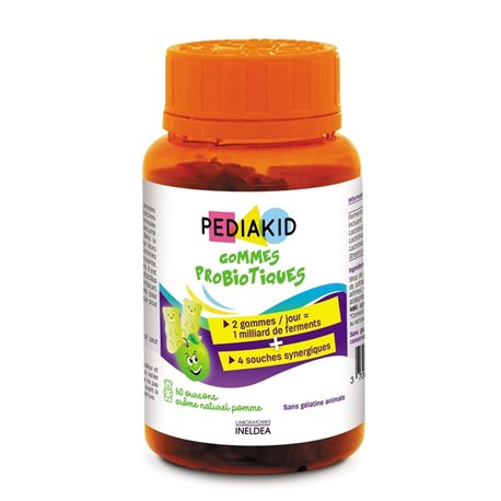 PEDIAKID Gums Kind PROBIOTICS / 60