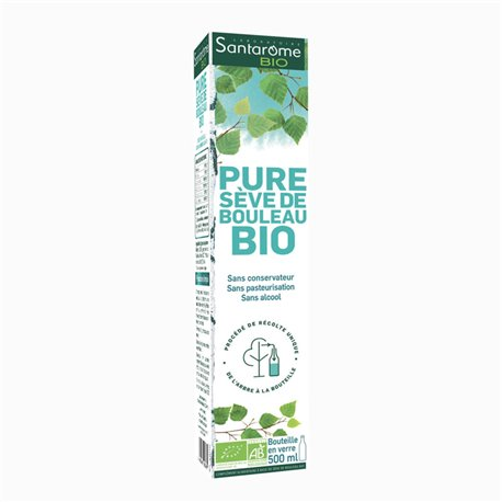 SANTAROME Birch sap BIO 500ML