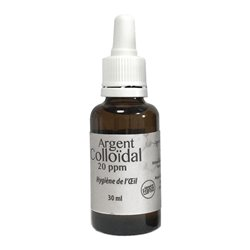 DR THEISS Argent Colloïdal Lotion soins yeux