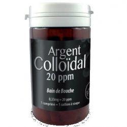 DR THEISS Argent Colloïdal Bain bouche pastille