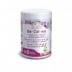 BIOLIFE BE-COL 1400 Baisse Cholestérol