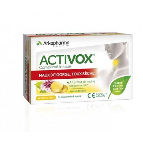 ACTIVOX Toux sèche comprimés à sucer