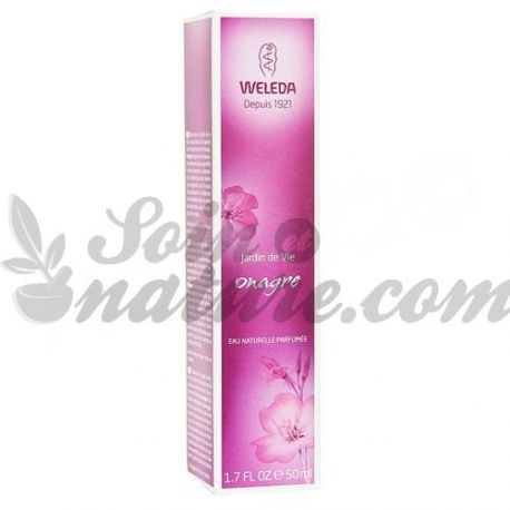 Weleda Rose Garden of Life 50 ml de água perfumada naturais