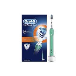 Oral B Pro 700 limpar os dentes brancos Escova recarregável
