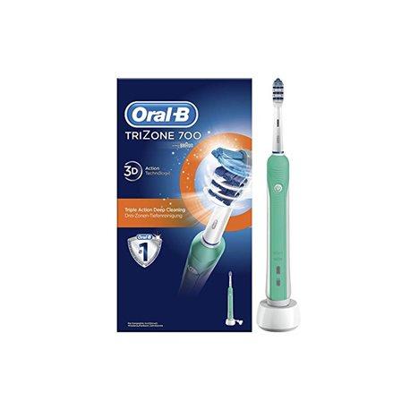 Oral B Pro 700 Denti bianchi pennello pulito ricaricabile
