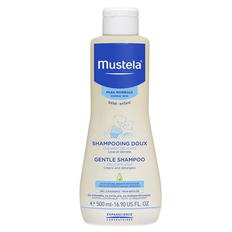 MUSTELA FOAM SHAMPOO INFANT BABY