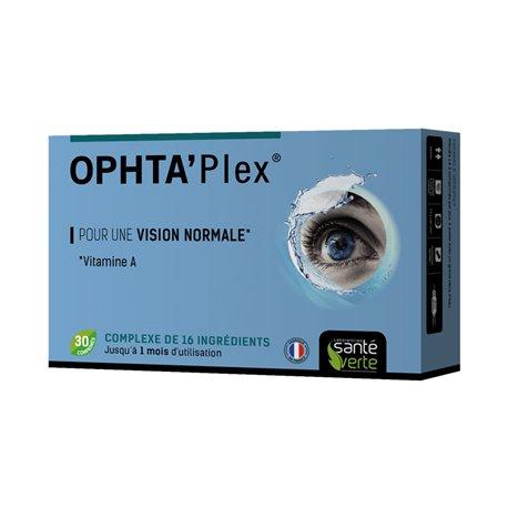 OPHTA'PLEX vision fatigue oculaire Santé-Verte