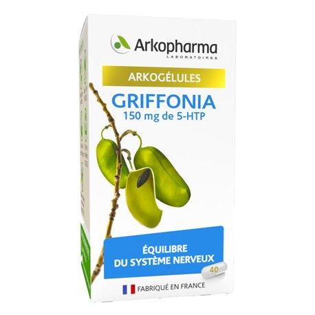 Arkogélules Griffonia 150 mg 45 caps Arkopharma