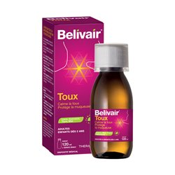 BELIVAIR Sp toux Fl/120ml