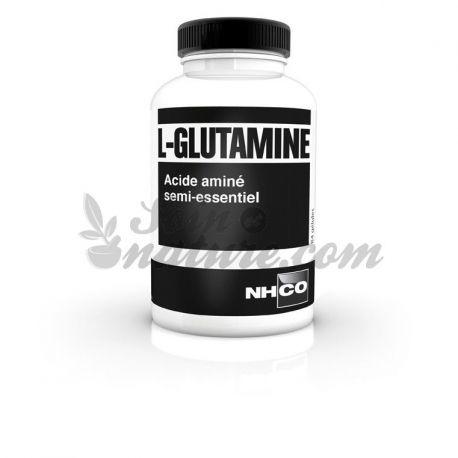 NHCO L-Glutamine 84 CAPSULES