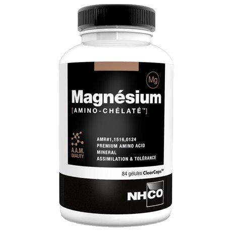NHCO magnesio quelados Amino 84 CÁPSULAS
