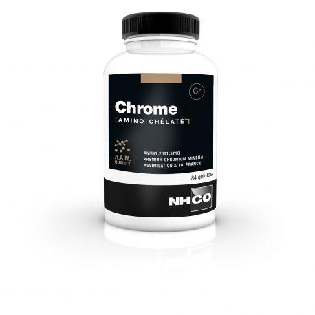 NHCO 3D CHROME AMINO CHELATÉ 84 GÉLULES