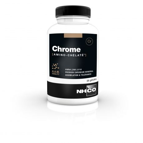 NHCO CHROME AMINO quelatos 84 CÁPSULAS