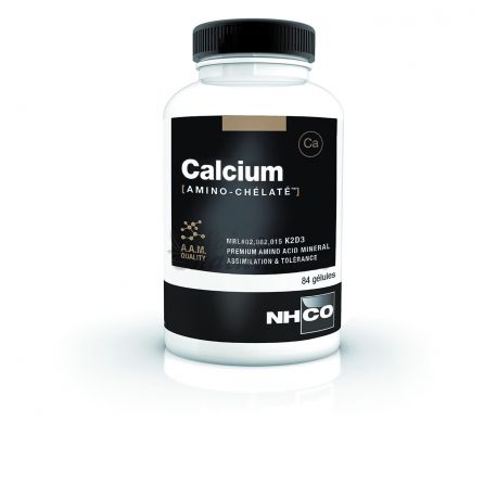 Chelated Calcium Amino NHCO 84 Capsules