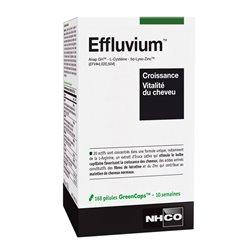 NHCO EFFLUVIUM HAIR anti overturning 168 CAPSULES