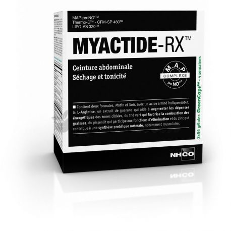 NHCO MyActide Rx 2x56 Cápsulas