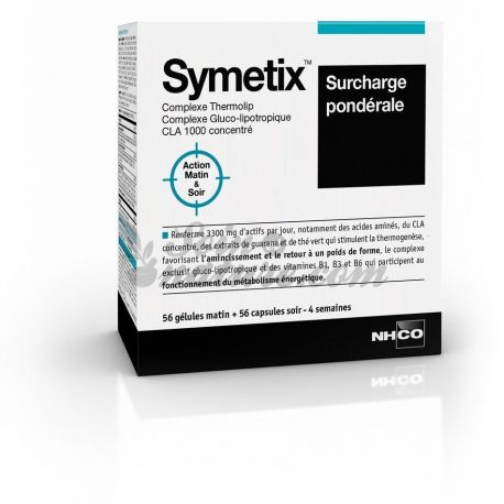 NHCO Symetix Overload Underweight 56 Capsules