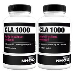 Nhco Cla 1000 Acide Linoléique 60 Capsules Duo