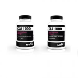 NHCO Cla 1000 Linolzuur 60 Capsules Duo