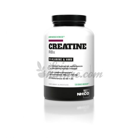 NHCO Creatine Rbx Efforts Explosives 120 Capsules