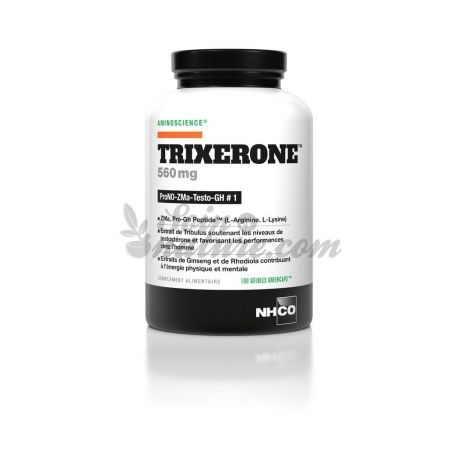 NHCO Trixerone 100 Cápsulas