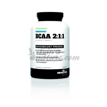 NHCO BCAA Recovery 211 90 Tablets