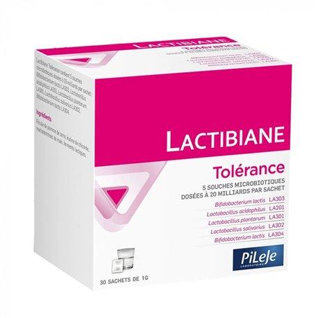 PILEJE LACTIBIANE TOLERANCE ENFANT 30 SACHETS