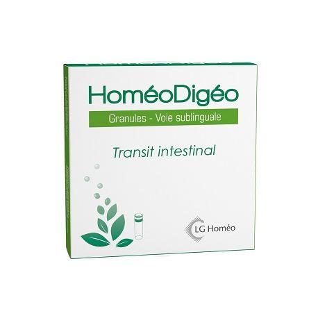 HoméoDigéo (DIGEOSLOR) Transit intestinal GRANULI Omeopatia LG LABO