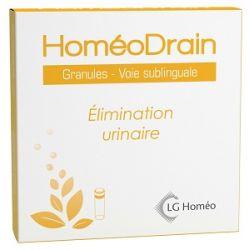 HoméoDrain (URODREN) élimination urinaire Homéopathie LG LABO