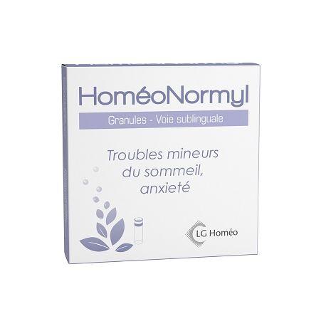 HoméoNomyl (CALMODREN) Sommeil anxiété PELLET Homéopathie LG LABO