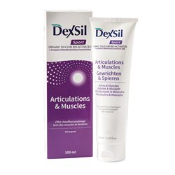 DEXSIL Pharma silicium organique sport Gel 100ml