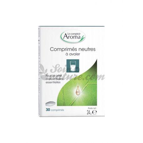 Le Comptoir Аромат Нейтральная 30 таблеток Поддержка эфирных масел