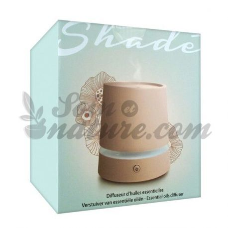 Aromatherapy Diffuser Humidifier Shadé Aromatic essential oils PRANAROM