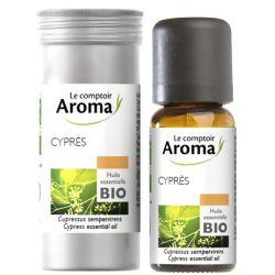LE COMPTOIR AROMA Huile essentielle Cyprès vert Bio 10ml