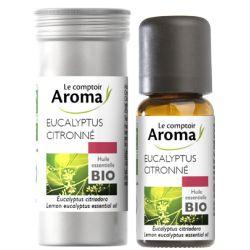 Le Comptoir Aroma Huile Essentielle Eucalyptus Citronné Bio 10ml