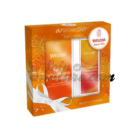 Coffret Cadeau Weleda Argousier Edition Exclusive