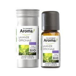 Le Comptoir Aroma Huile Essentielle Lavande Officinale Bio 10ml