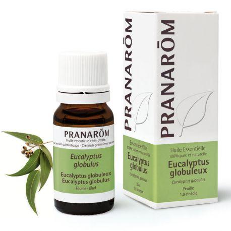 Oli essencial d'eucaliptus globulus 10ML Pranarôm