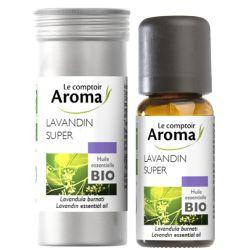 LE COMPTOIR AROMA Huile essentielle Lavandin Bio 10ml