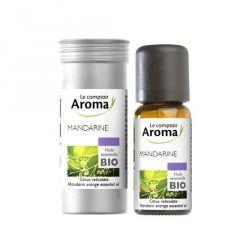 LE COMPTOIR AROMA Huile essentielle Mandarine Bio 10ml