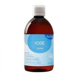 PUROLIGO trace element Oligotherapy IODE 250ML