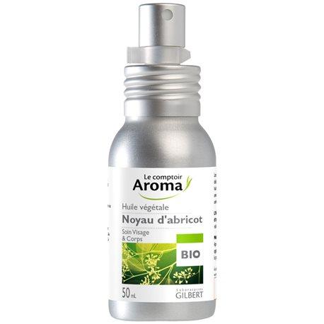 LE COMPTOIR AROMA Huile soin Noyau abricot bio 50ml