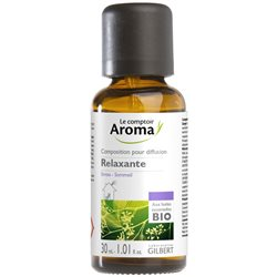 LE COMPTOIR AROMA RESSOURCE Huile essentielle relaxante 30ml