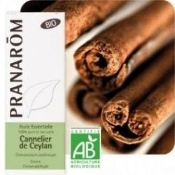 PRANAROM Essential Oil CINNAMON BARK BIO CEYLON
