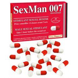 VITAL PERFECT SEXMAN 007 20 GÉLULES