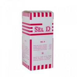 SEL D Sel diététique Salière 100g
