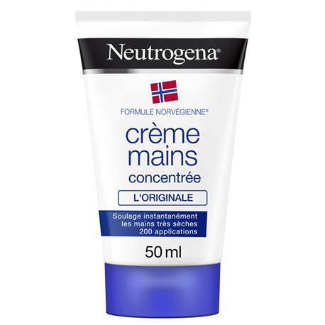 NEUTROGENA GECONCENTREERDE HAND CREAM 50ML