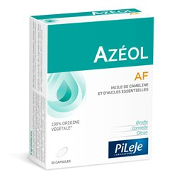 AZEOL AF huile de cameline + huiles essentielles Phytoprevent 30 capsules