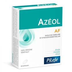 Óleo de camelina + óleos essenciais AZEOL AF Phytoprevent 30 cápsulas