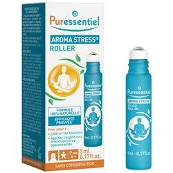Puressentiel Sommeil Stress Roller aux 12 Huiles Essentielles 5ml